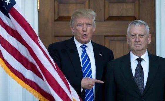 特朗普要求军队在美墨边境行使执法职能,五角大楼说:NO!