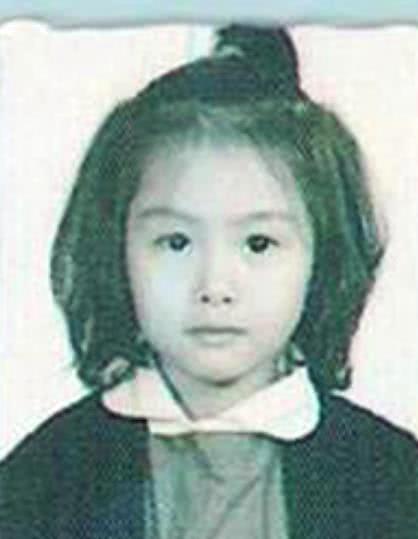 6位明星的童年老照片,图1就认不出,刘德华英气逼人,林青霞好美