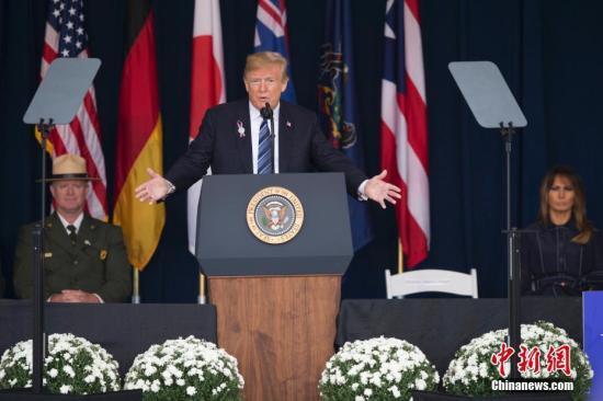 美国总统特朗普将签署行政令 收紧移民申请避难政策