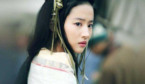 刘亦菲关闭美颜直播