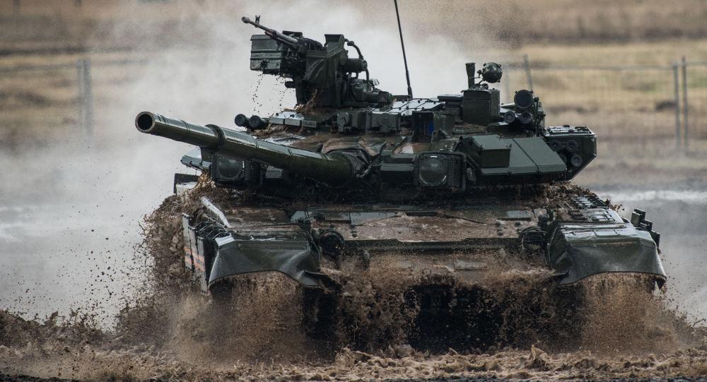 美专家:俄T-90是世界上最致命坦克 中国很关注