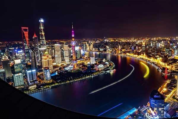 美丽上海欢迎你