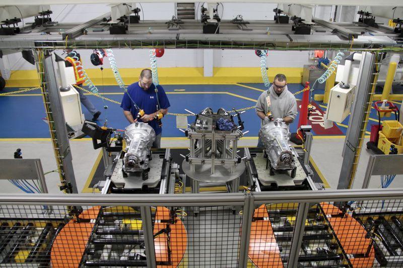 美国销量低迷 FCA延长变速器工厂停工时间