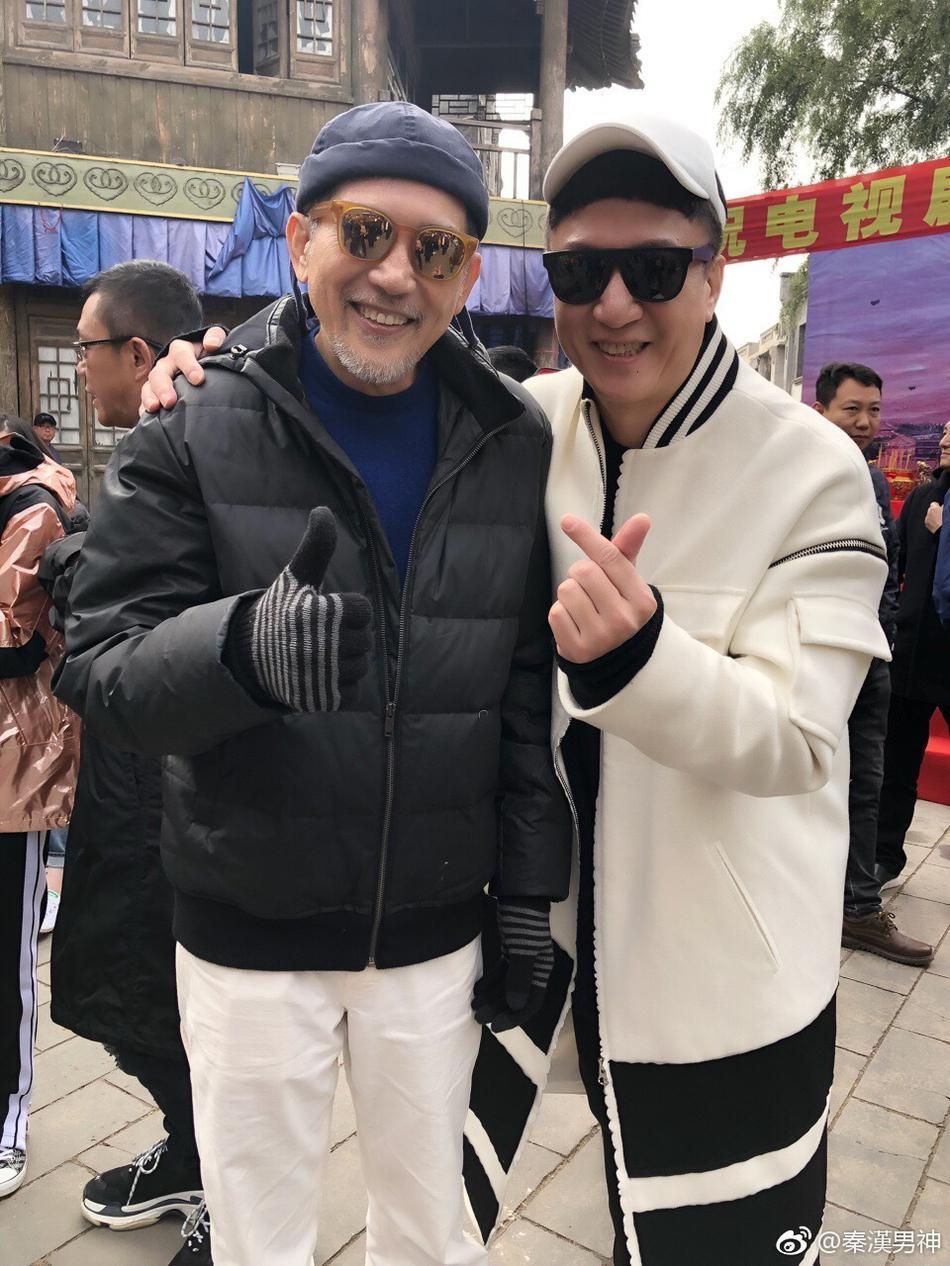 """""""琼瑶御用小生""""秦汉"""