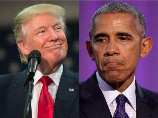 决战中期选举,奥巴马特朗普放下矜持直接开干!