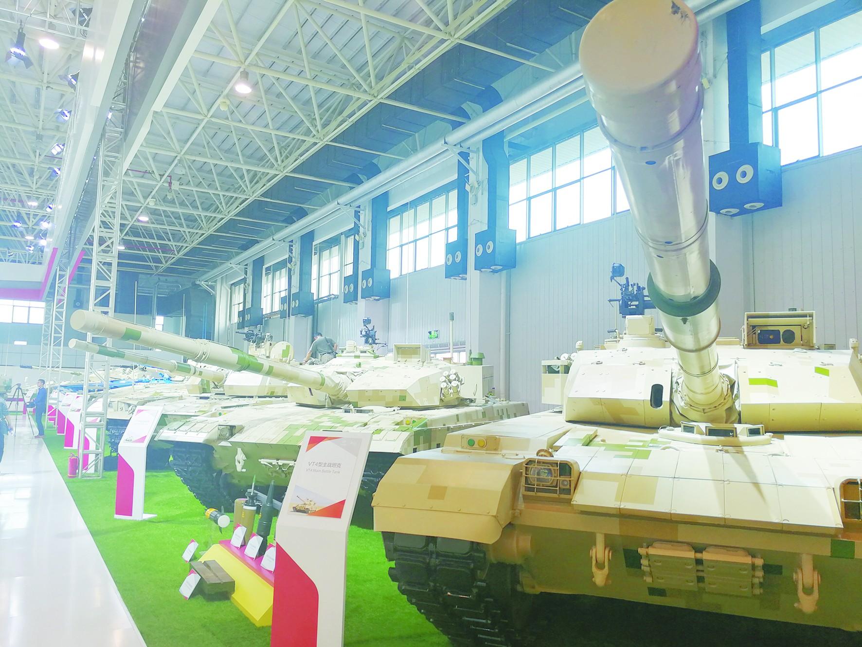 VT-5轻坦变身重型步战车!具备接近坦克级防护能力