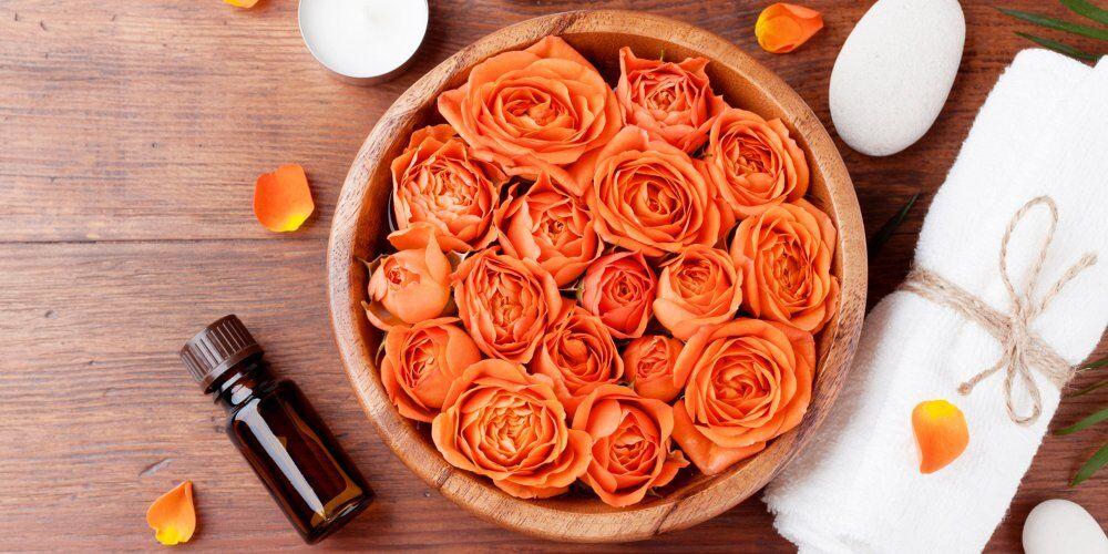 玫瑰精油的神奇功效,护发必不可少!