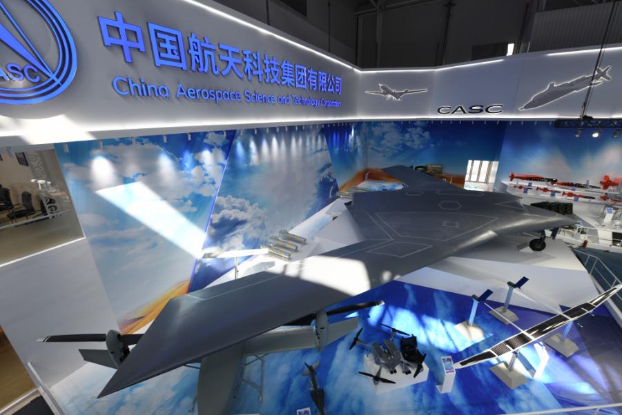 """专访""""彩虹""""无人机技术专家王永志:解密大型隐形无人机怎么炼成"""