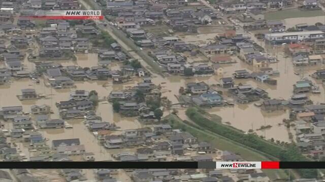 日本2018年4场大灾产业损失估算超万亿日元