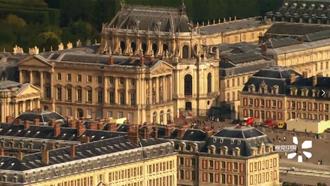 上帝视角下的凡尔赛宫