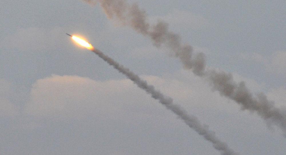 乌克兰军队19年来首次试射S-300V1反导系统