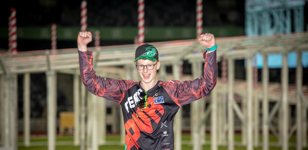 首届无人机世锦赛落幕 澳洲小将夺得总冠军