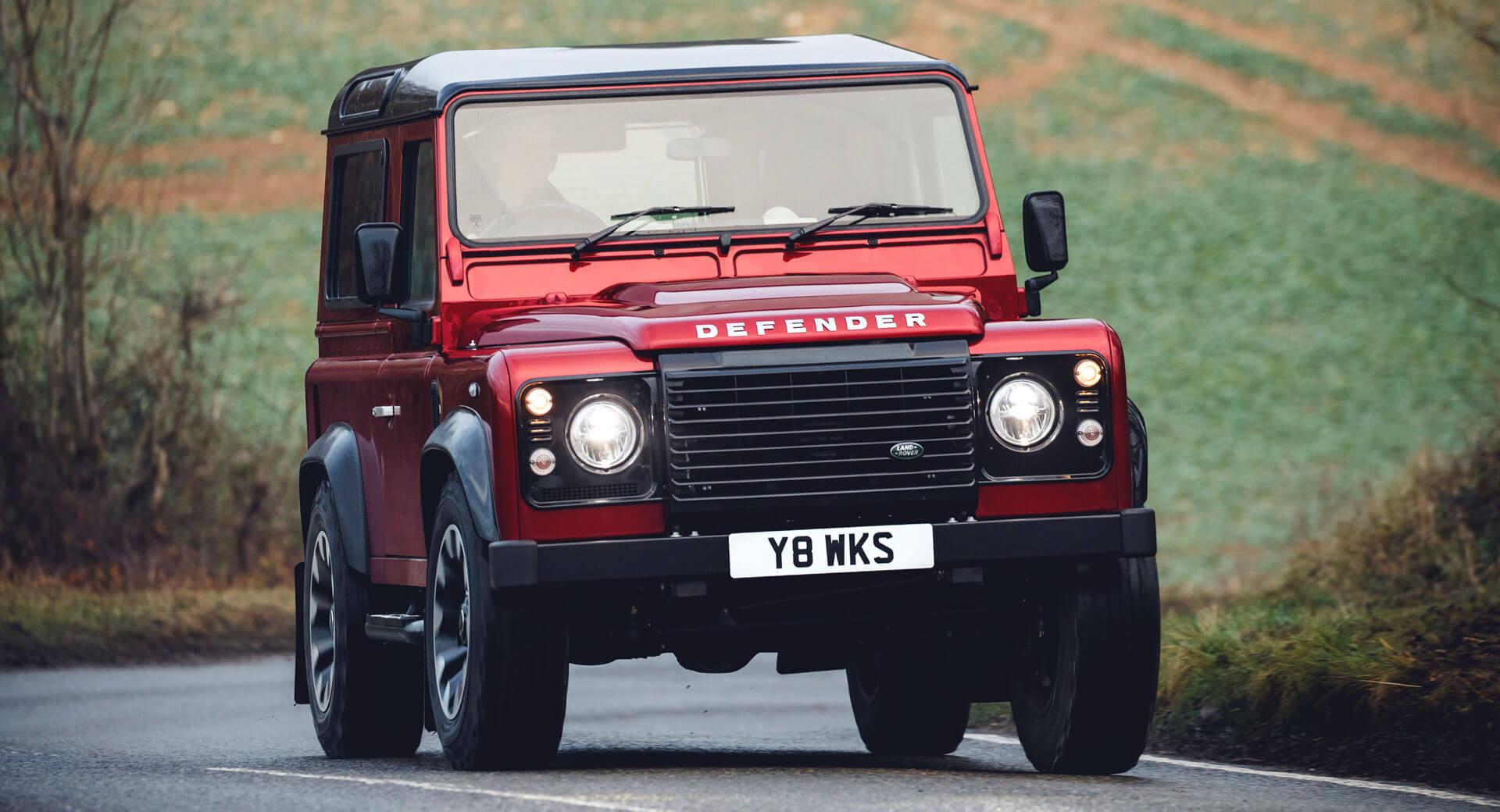 化工巨頭英力士進軍汽車業 打造路虎衛士競爭車型