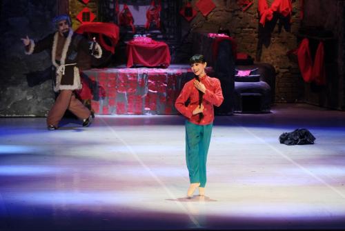 """松山芭蕾舞团第十六次访华巡演落幕,70岁""""喜儿""""感动全场"""