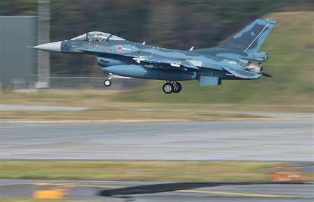 不和美国合作了?日本想自己研发新一代F2战机