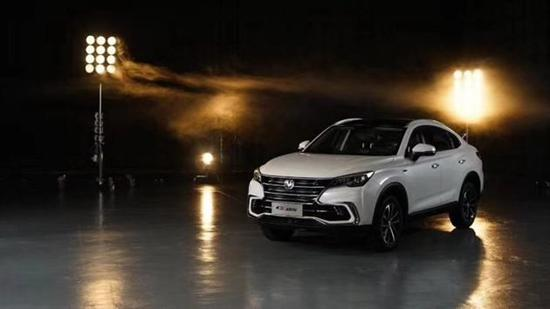 长安CS85将2018广州车展亮相 定位轿跑SUV