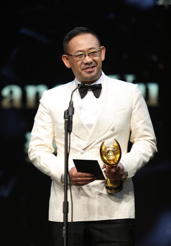 """姜武""""环太平洋""""一周双奖  黄河峡谷惊艳奥克兰洛杉矶"""