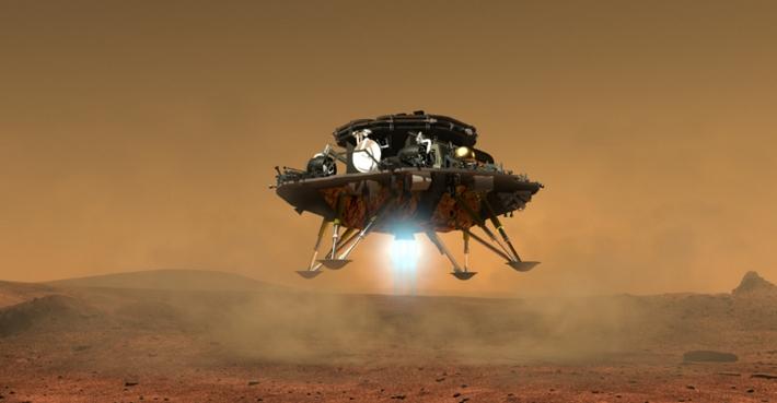 中国计划2020年执行首次火星探测任务