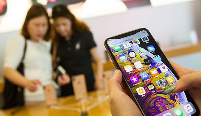 调查:与安卓用户相比 iPhone用户更开心富有