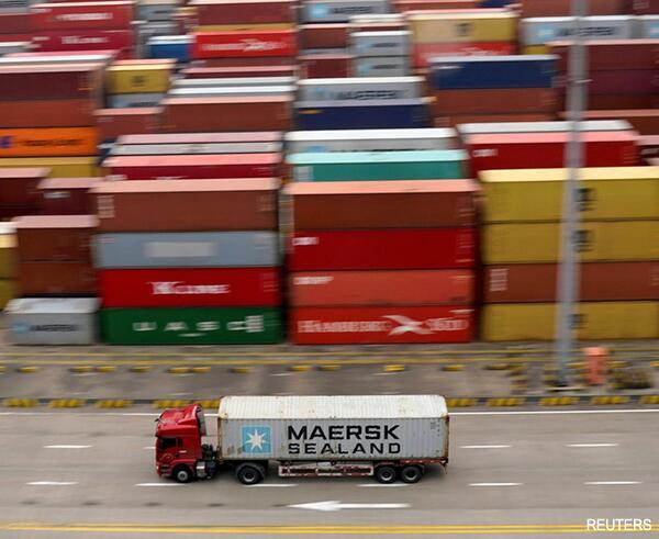美国9月对华贸易逆差增长8.8%