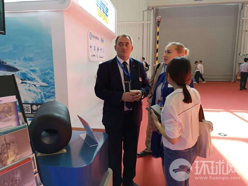 乌克兰南方设计局:希望在珠海航展上找到更多合作伙伴