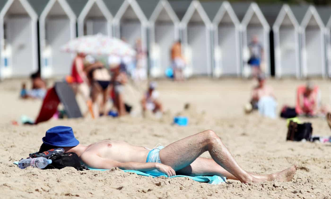 研究发现发达国家男性皮肤癌死亡率飙升