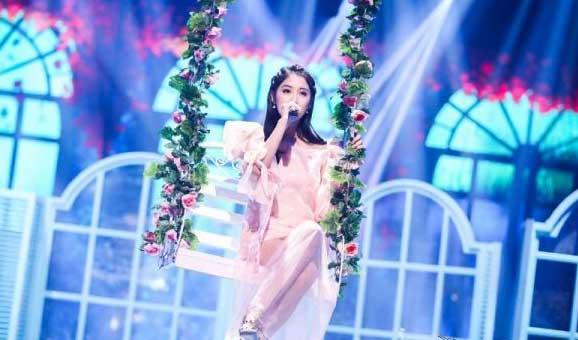 SNH48李艺彤携新歌《那好吧》亮相打歌