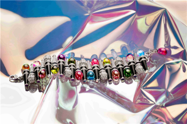 "BVLGARI宝格丽Wild Pop高级珠宝系列将于北京璀璨亮相 带你""闯入狂野80年代"""