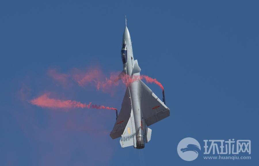 矢量发动机加持!歼-10B战斗机飞出逆天机动性