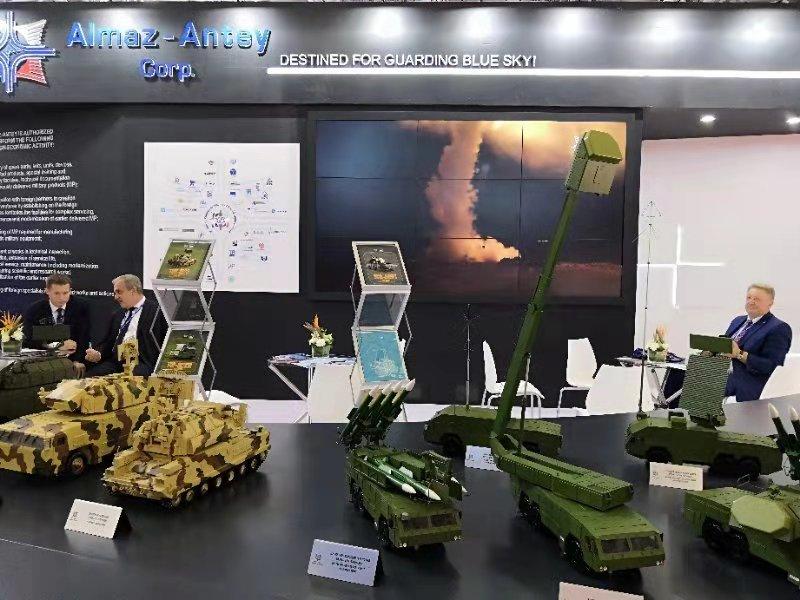 俄专家:中国伙伴值得尊敬 即使没订单也要展示最新装备