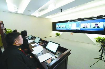 北京互联网法院:24小时不打烊一点不夸张