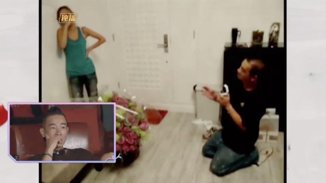 陈小春9年前求婚视频首曝光,却暴露出应采儿最大的秘密……