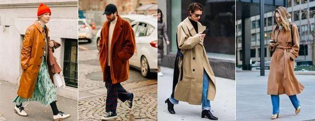 五花八门的大衣那么多,选对版型才是重点