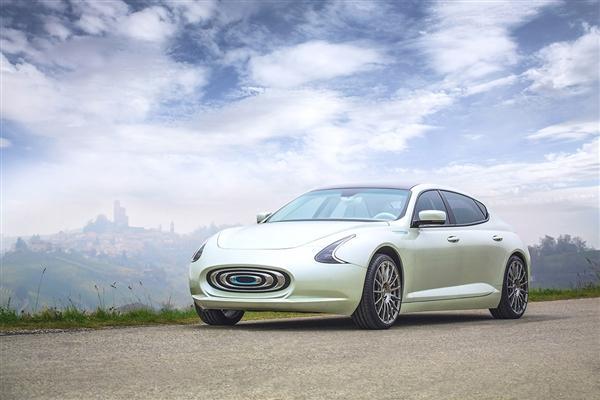 昶洧首款量产车型明年投产 续航可达650km