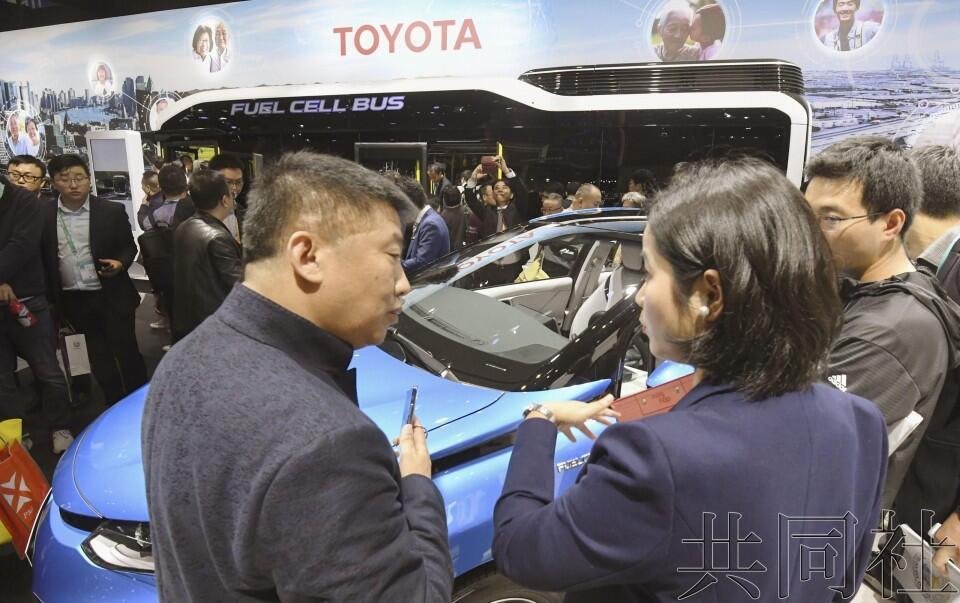 日本企业瞄准中国14亿人市场 踊跃参与进博会