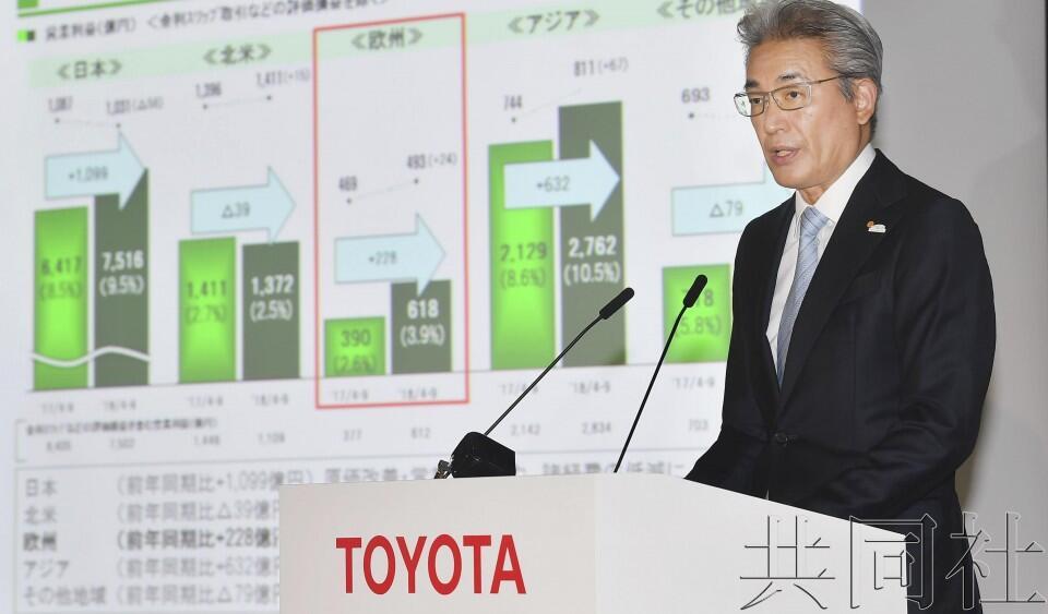 丰田上调财年业绩预期 销售额将创新高