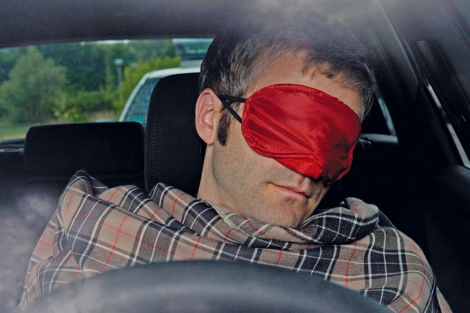 12.5%英国人承认曾疲劳驾驶 年轻人比重最大