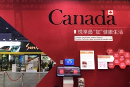 加拿大展台