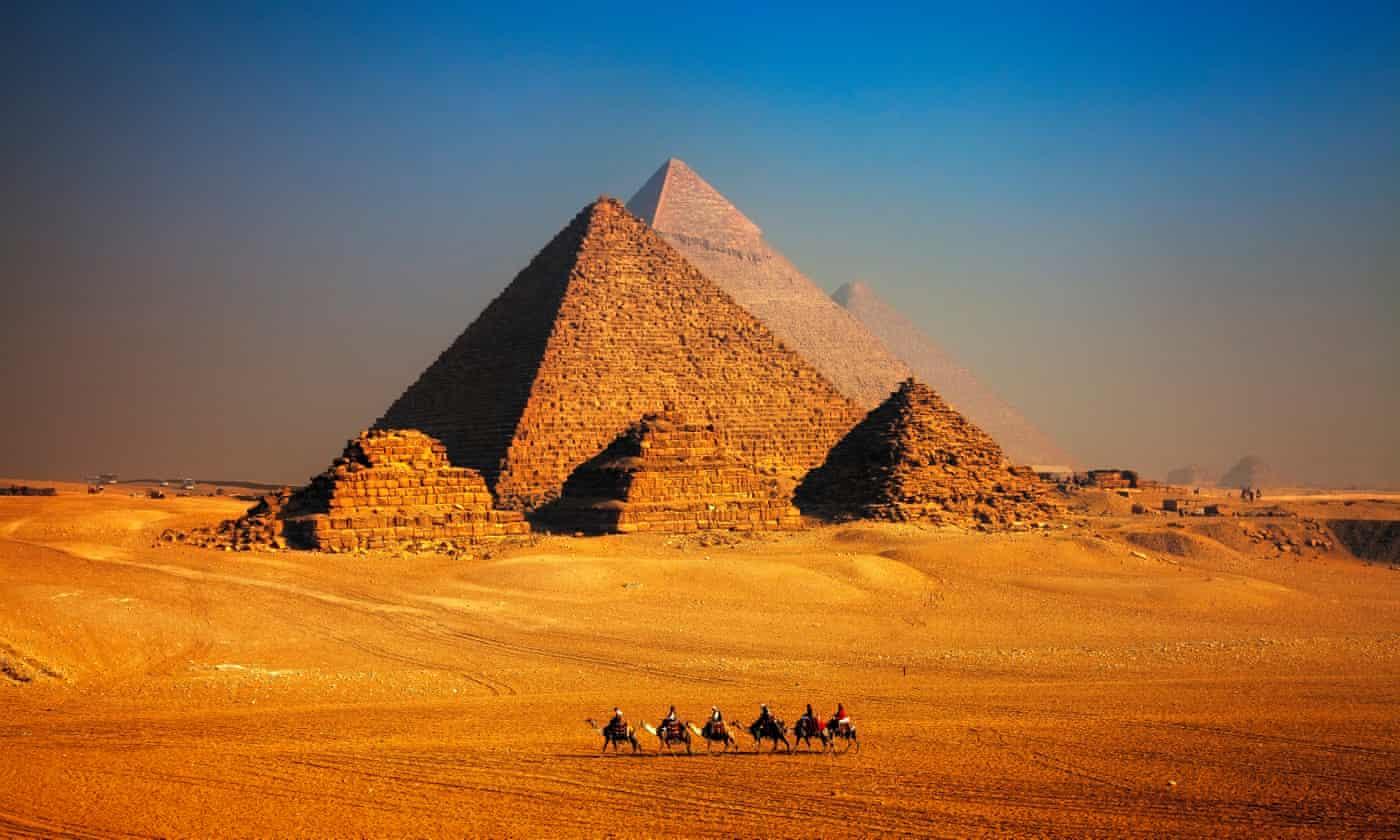 科学家新考古发现距解开金字塔建造之谜更近一步