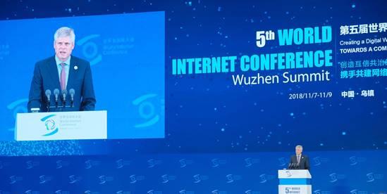 """高通连续三年获评""""世界互联网领先科技成果"""""""