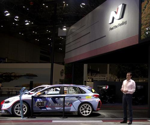 现代考虑在华推出高性能N系车型 提升影响力