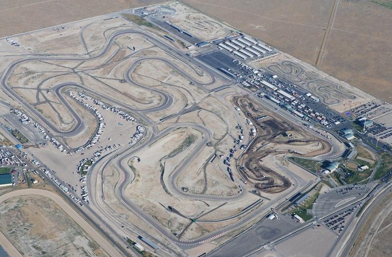 吉利完成收购犹他赛车公园 将扩建并完善赛道