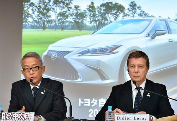 日媒:丰田在中美市场险中求胜