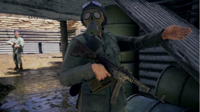 《军团1944》开发团队为SE打造全新题材游戏