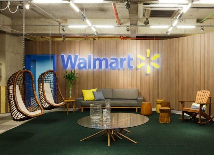 巨头沃尔玛和微软合作 推动技术中心扩张