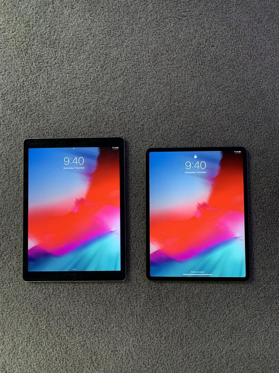 首批iPad Pro、MBA和Mac mini开始送达用户手中