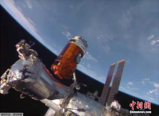 日首次尝试从空间站带回样本 密封舱拟11日降落