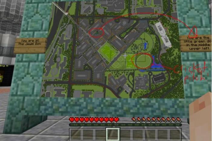 微软新园区已在《我的世界:教育版》中展示