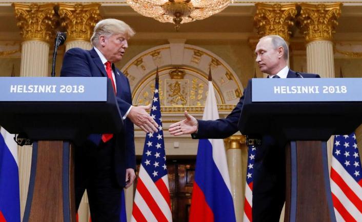 """克宫:普京和特朗普将于""""双11""""在巴黎短暂会晤"""