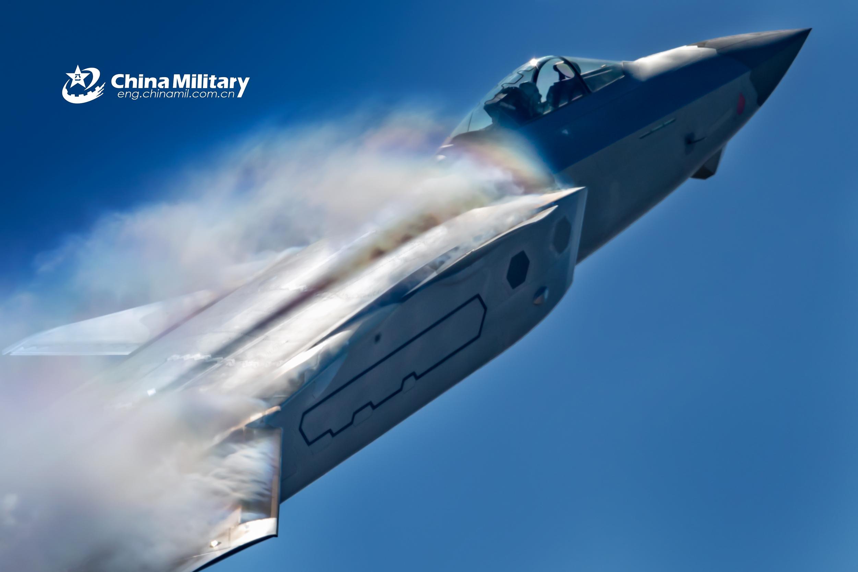歼-20,最震撼的官方美图来了!